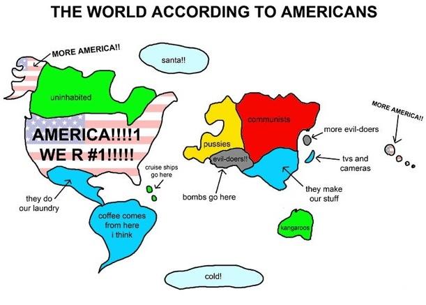 the world according to americans democratic underground